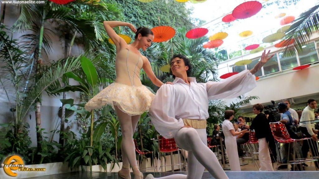 Festival de ballet en cali